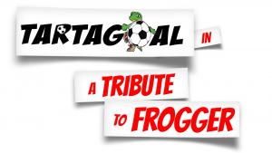 Tartagoal Tribute Frogger Fußball Maskottchen Gemini Labs Christian Seirer